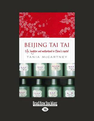 Beijing Tai Tai by Tania McCartney