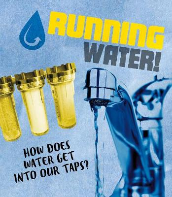 Running Water!: How does water get into our taps? by Riley Flynn