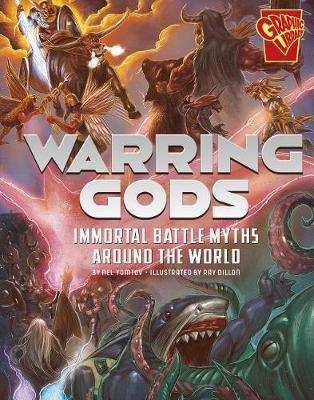 Warring Gods book