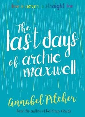 Last Days of Archie Maxwell book
