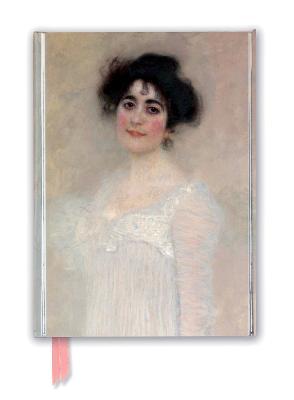 Gustav Klimt: Serena Pulitzer Lederer (Foiled Journal) by Flame Tree Studio