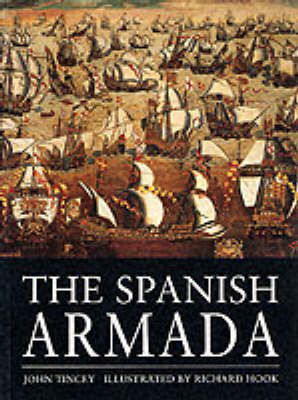 The Spanish Armada by John Tincey