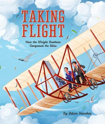 Taking Flight by Adam Hancher