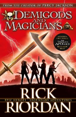 Demigods and Magicians by Rick Riordan