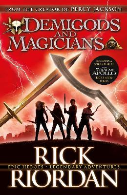 Demigods and Magicians by Rick Riordan