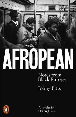Afropean: Notes from Black Europe by Johny Pitts
