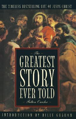 Greatest Story Ever Told book