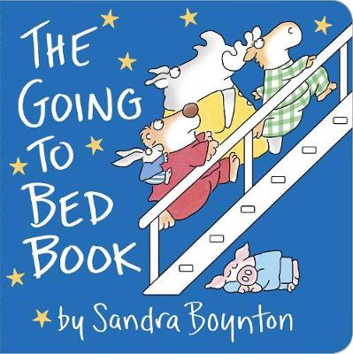Going to Bed Book by Sandra Boynton