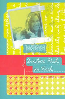 Amber Pash on Pink by Pauline Luke