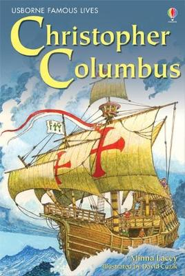 Christopher Columbus by Minna Lacey