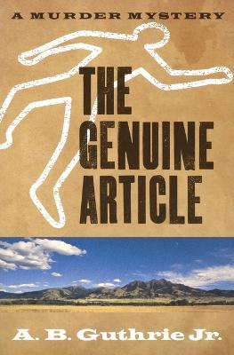 Genuine Article by Herbert W. Luthin