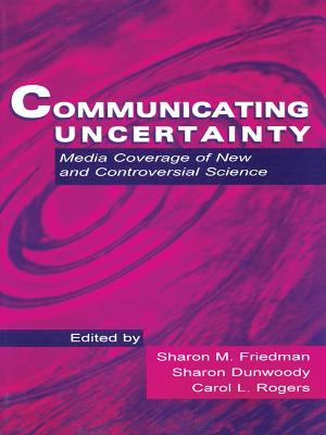 Communicating Uncertainty book