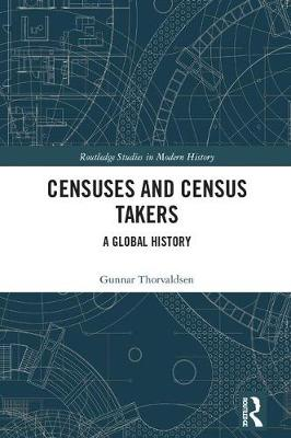 Censuses and Census Takers book