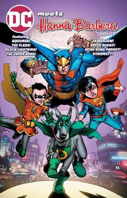 DC Meets Hanna Barbera Volume 2 book