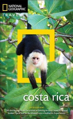 Nat Geo Traveler Costa Rica by Christopher P. Baker