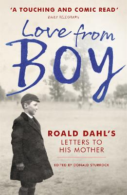 Love from Boy by Donald Sturrock