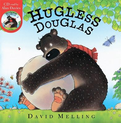 Hugless Douglas: Book and CD by David Melling