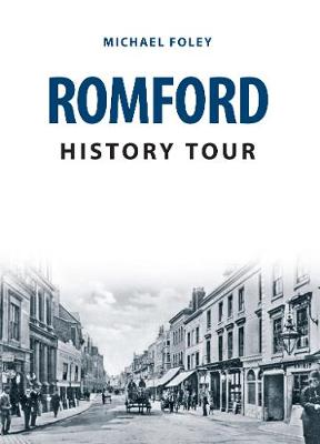 Romford History Tour book