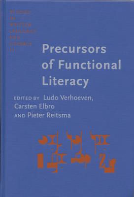 Precursors of Functional Literacy by Ludo Verhoeven