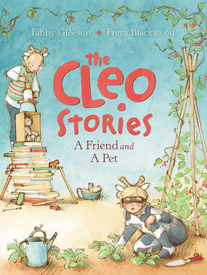 Cleo Stories 2: A Friend and a Pet book
