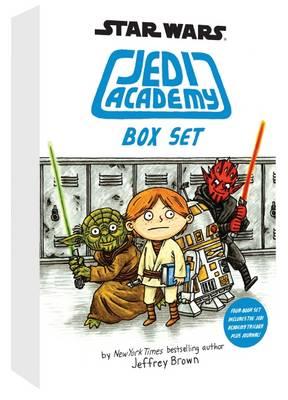Star Wars :Jedi Academy Box Set by Jeffrey Brown
