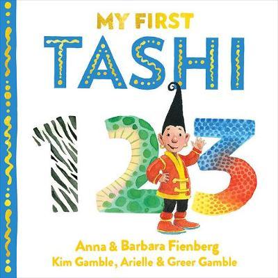 1 2 3: My First Tashi 1 by Anna Fienberg