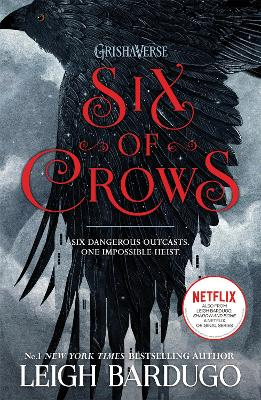 Six of Crows book