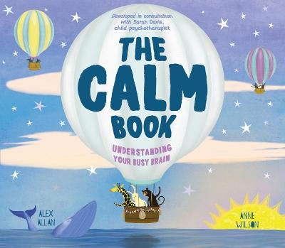 The Calm Book by Alex Allan
