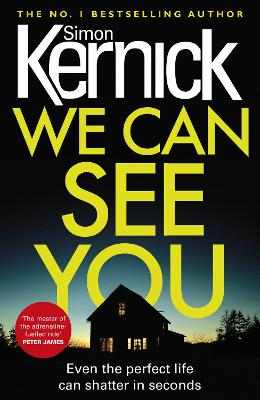 We Can See You: They know everything about you... book