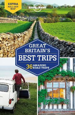 Lonely Planet Great Britain's Best Trips book