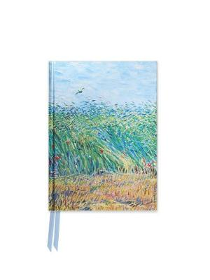 Van Gogh: Wheat Field with a Lark (Foiled Pocket Journal) by Flame Tree Studio