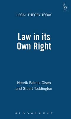 Law in Its Own Right book