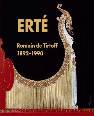 Erte: Romain de Tirtoff 1892-1990 book