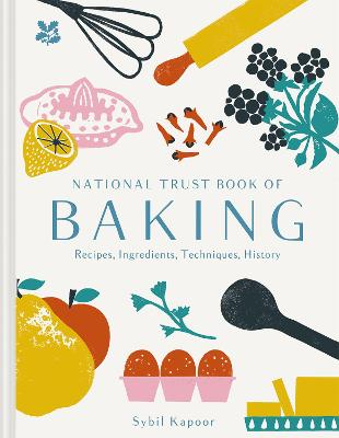National Trust Book of Baking book