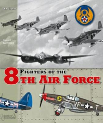 Fighters of the 8th Air Force book