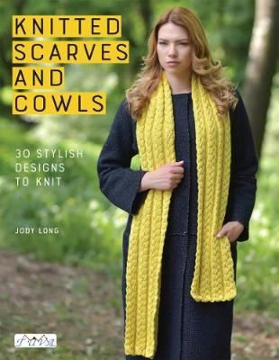 Knitted Scarves & Cowls by J. Long