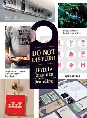 Do Not Disturb book