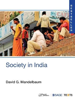 Society in India by David G. Mandelbaum