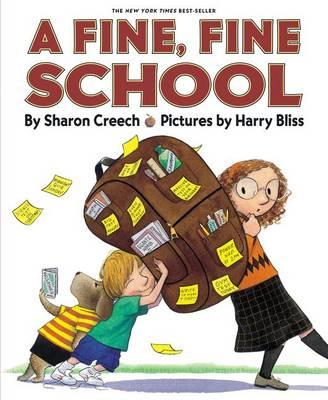A Fine, Fine School by Sharon Creech