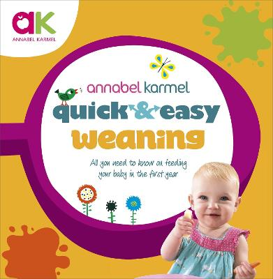 Quick and Easy Weaning book