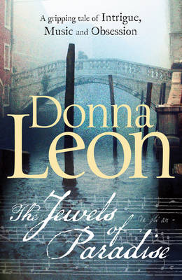 The The Jewels of Paradise by Donna Leon