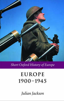 Europe 1900-1945 book