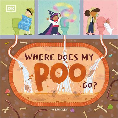 Where Does My Poo Go? book