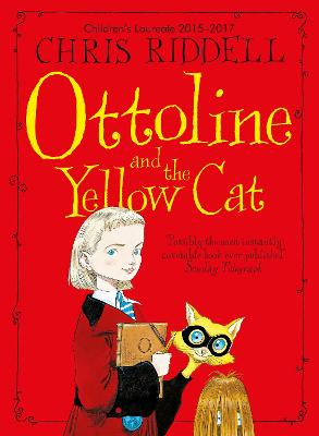 Ottoline and the Yellow Cat by Chris Riddell