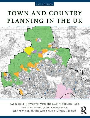 Town and Country Planning in the UK book