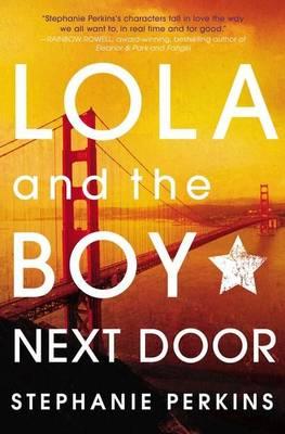 Lola and the Boy Next Door book