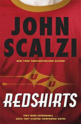 Redshirts book
