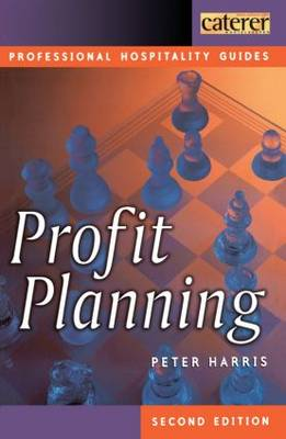 Profit Planning by Peter Harris