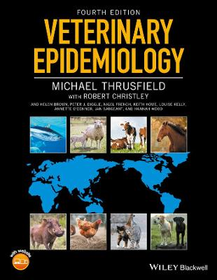 Veterinary Epidemiology by Michael Thrusfield