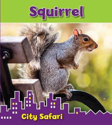 Squirrel by Isabel Thomas